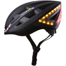 Lumos Kickstart Kask rowerowy czarny